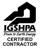 we are IGSHPA certified