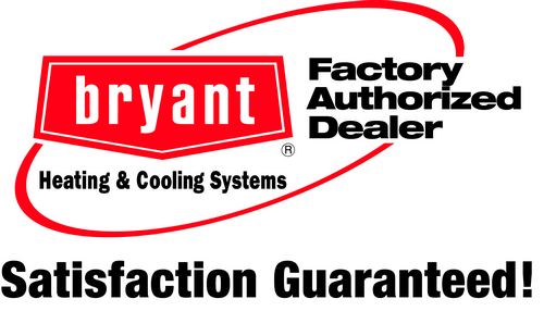 air conditioning installation by a factory authorized dealer